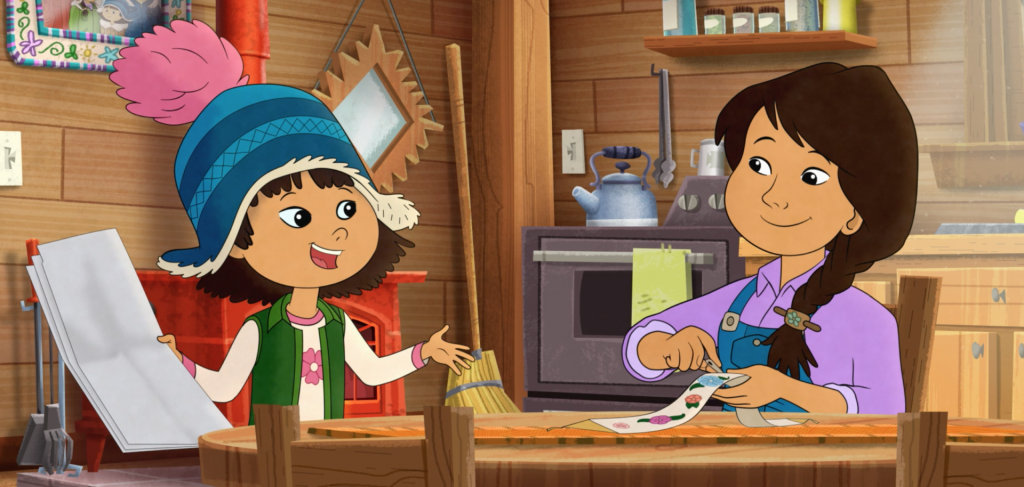Now Starring In Children's Cartoons: Authentic Indigenous Characters | MindShift