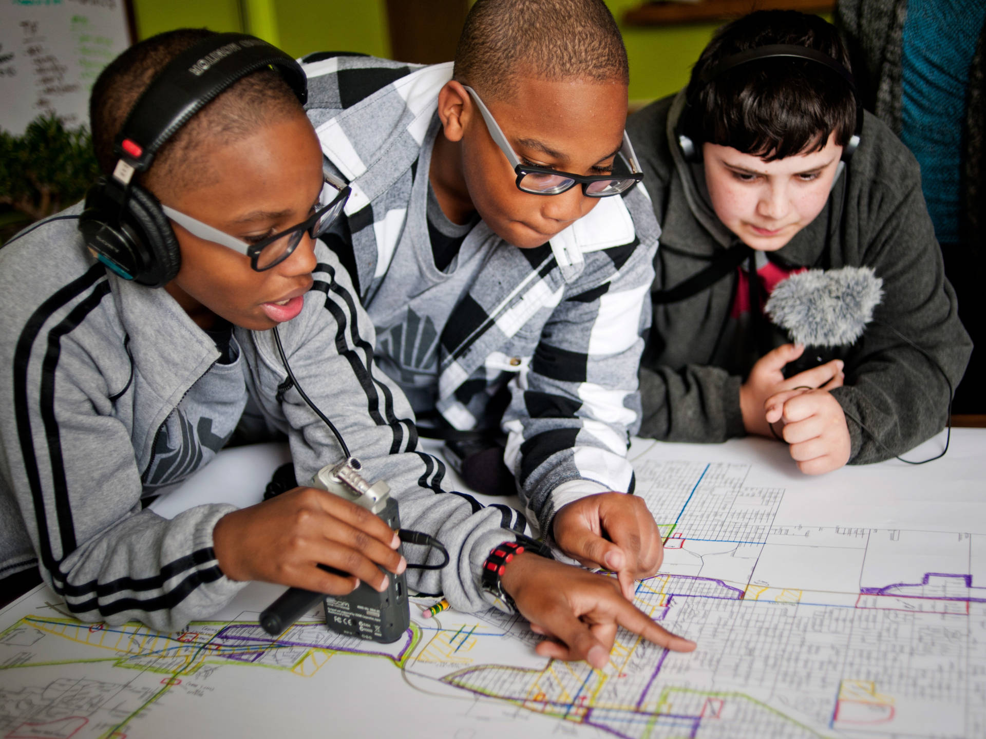 These Teens Started Podcasting As A Hobby, Then It Turned Into Serious Journalism | MindShift