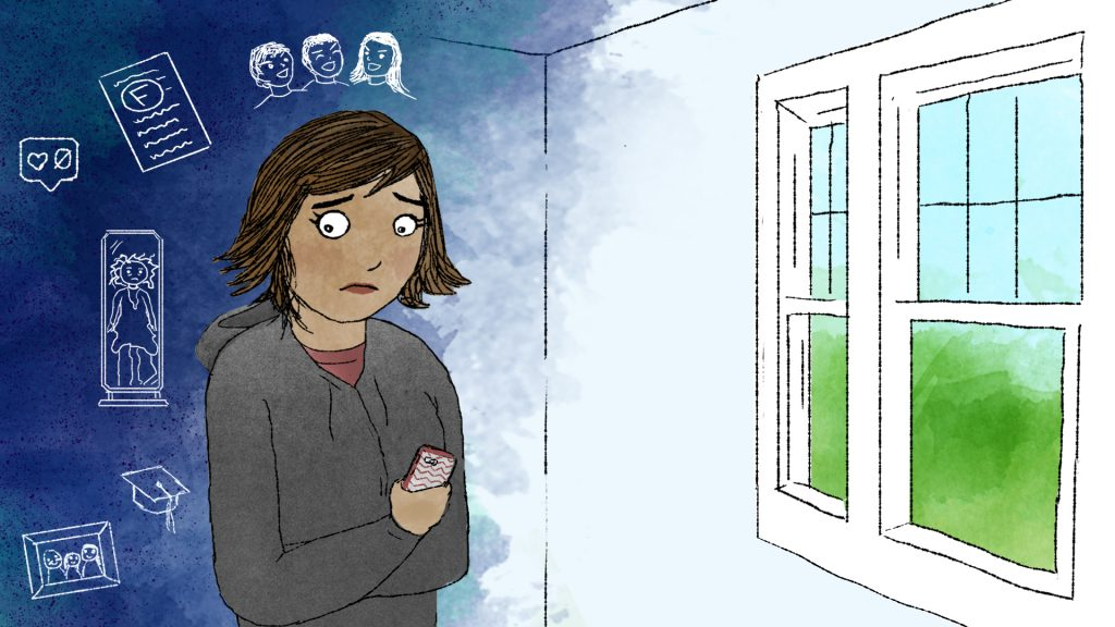 How Can Schools Help Kids With Anxiety?   MindShift