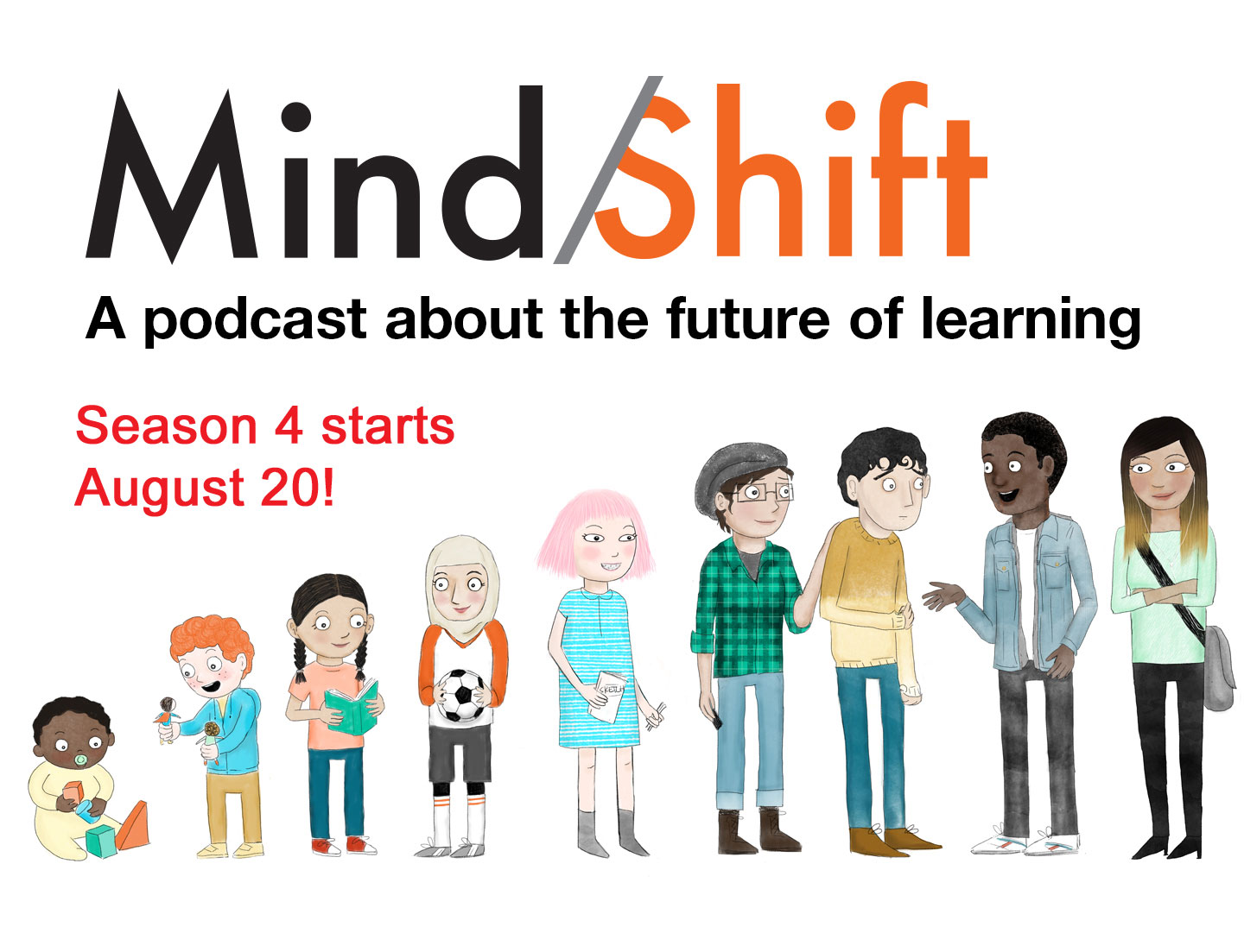 MindShift Podcast is Back With Season Four! | MindShift