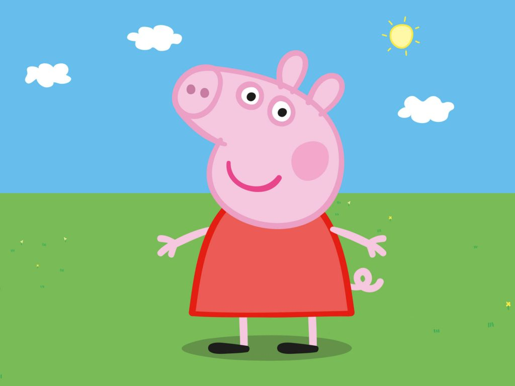 Queue Up Your Preschool Playlist, 'Peppa Pig' Has Just Dropped 'My First Album'   MindShift