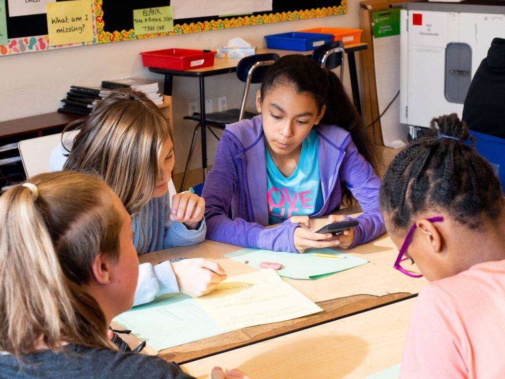 How A School Prioritizes Character as Much as Academics   MindShift