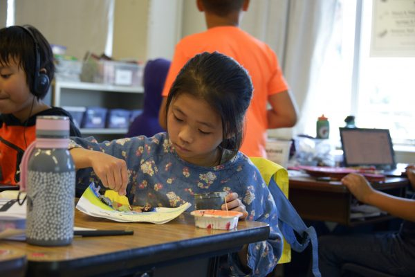 How Art Can Help Center a Student's Learning Experience   MindShift