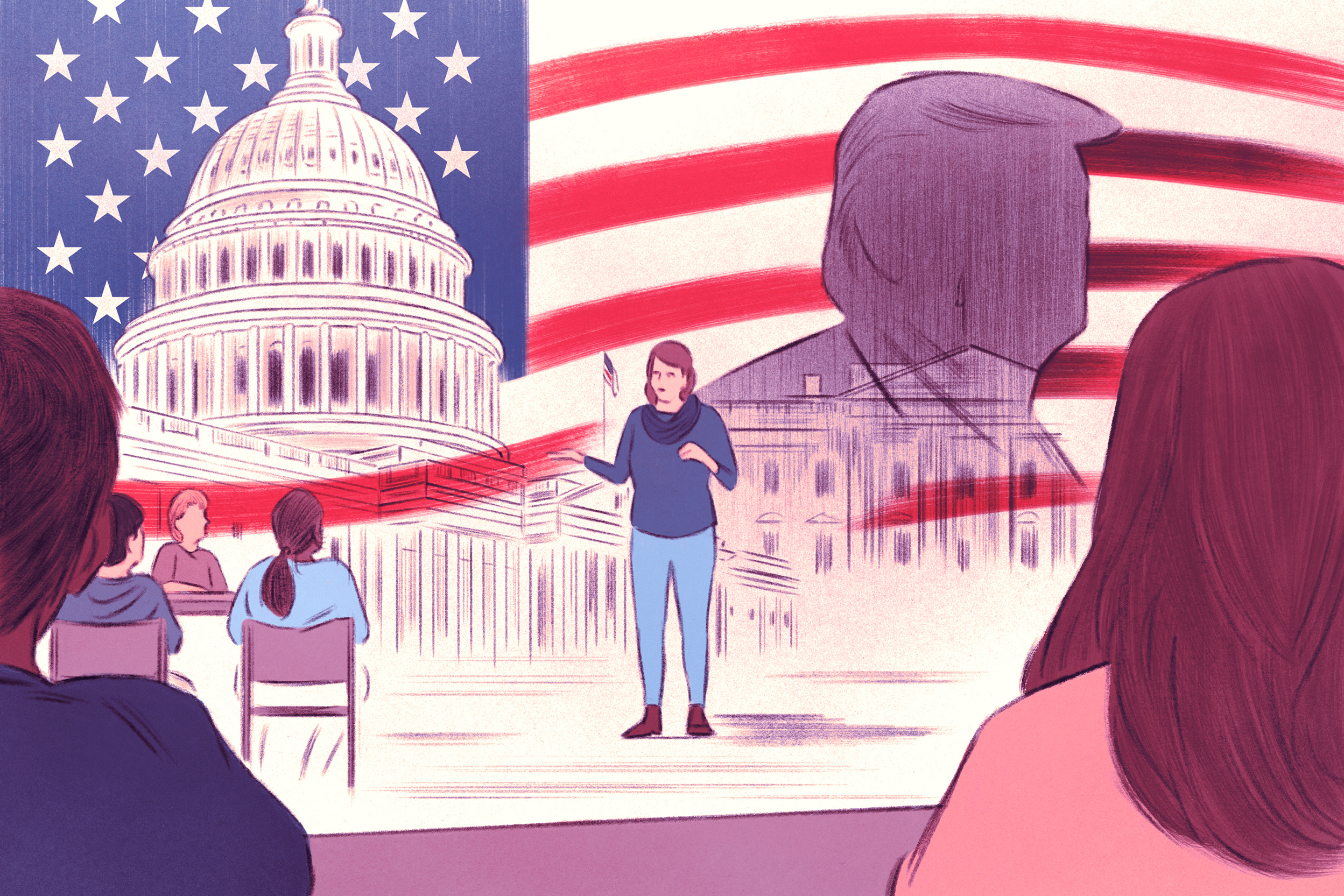 How Schools Are Using The Trump Impeachment Inquiry As A Teachable Moment | MindShift