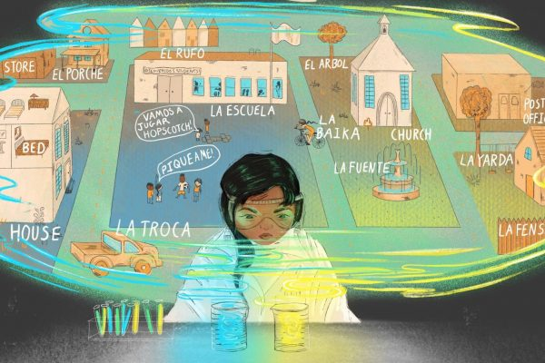These Students Speak Perfect Spanglish — And Now They're Learning To Own It   MindShift