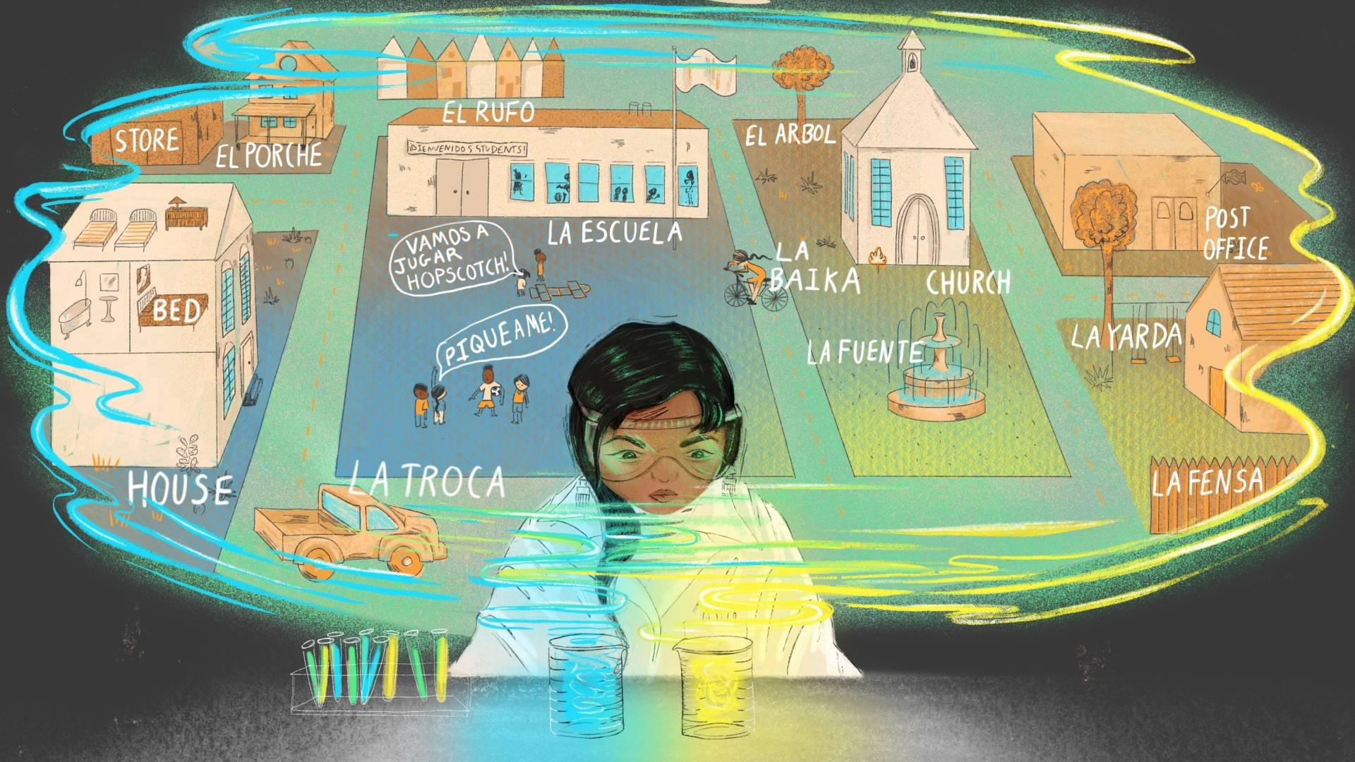 These Students Speak Perfect Spanglish — And Now They're Learning To Own It | MindShift