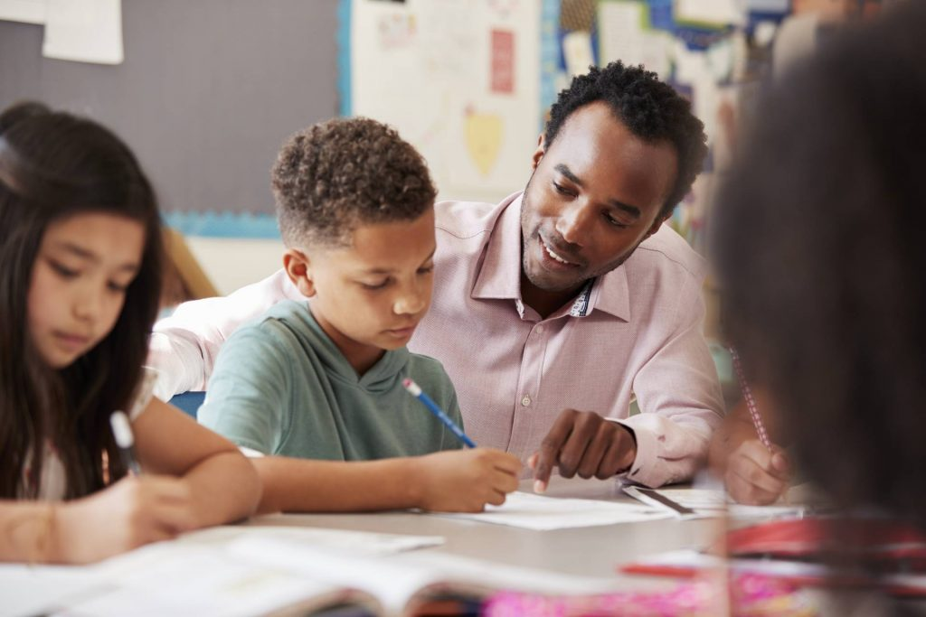 How Strengthening Relationships with Boys Can Help Them Learn   MindShift