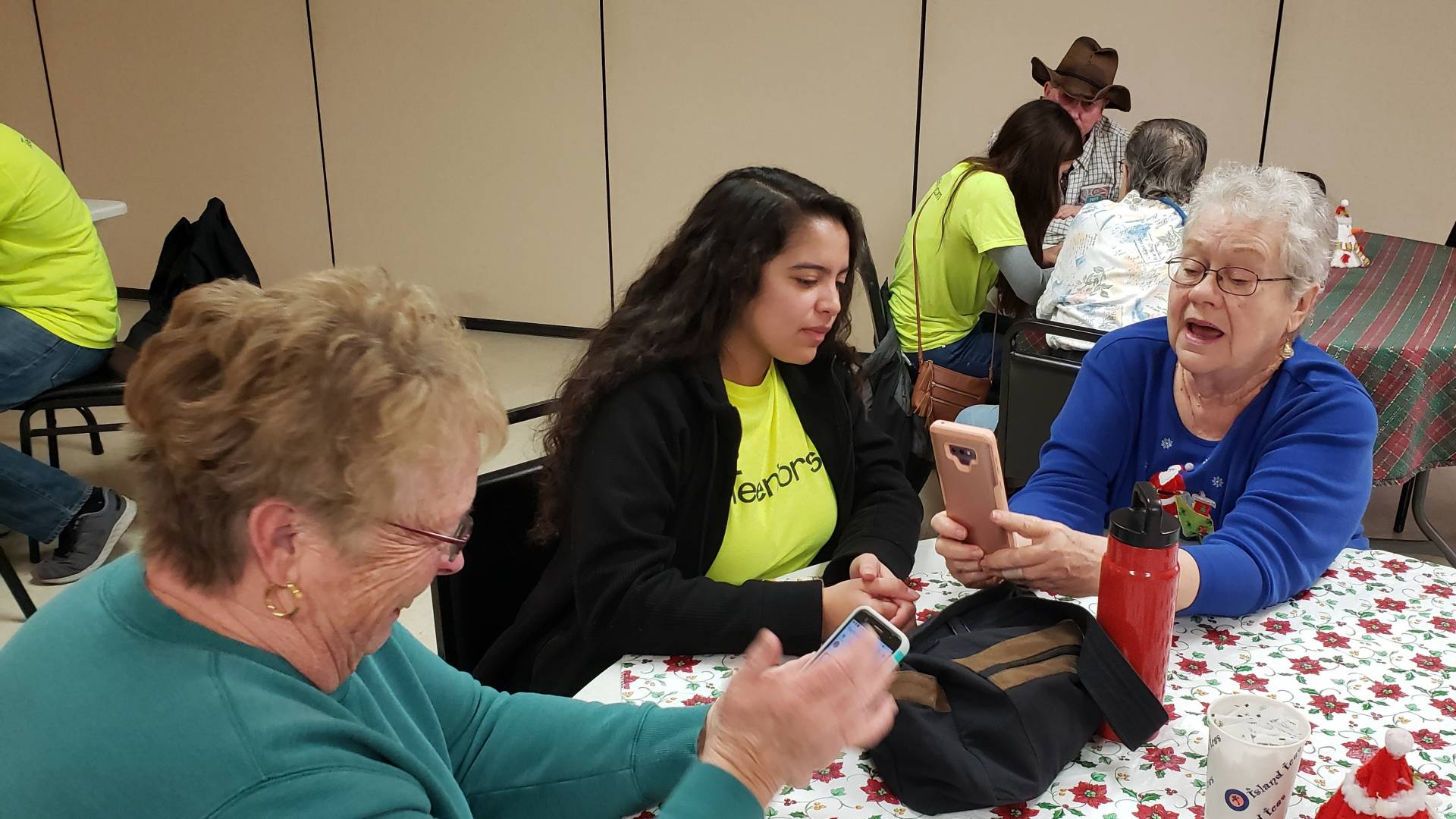 When Teens Share Tech Skills With Seniors, Both Can Feel More Connected | MindShift