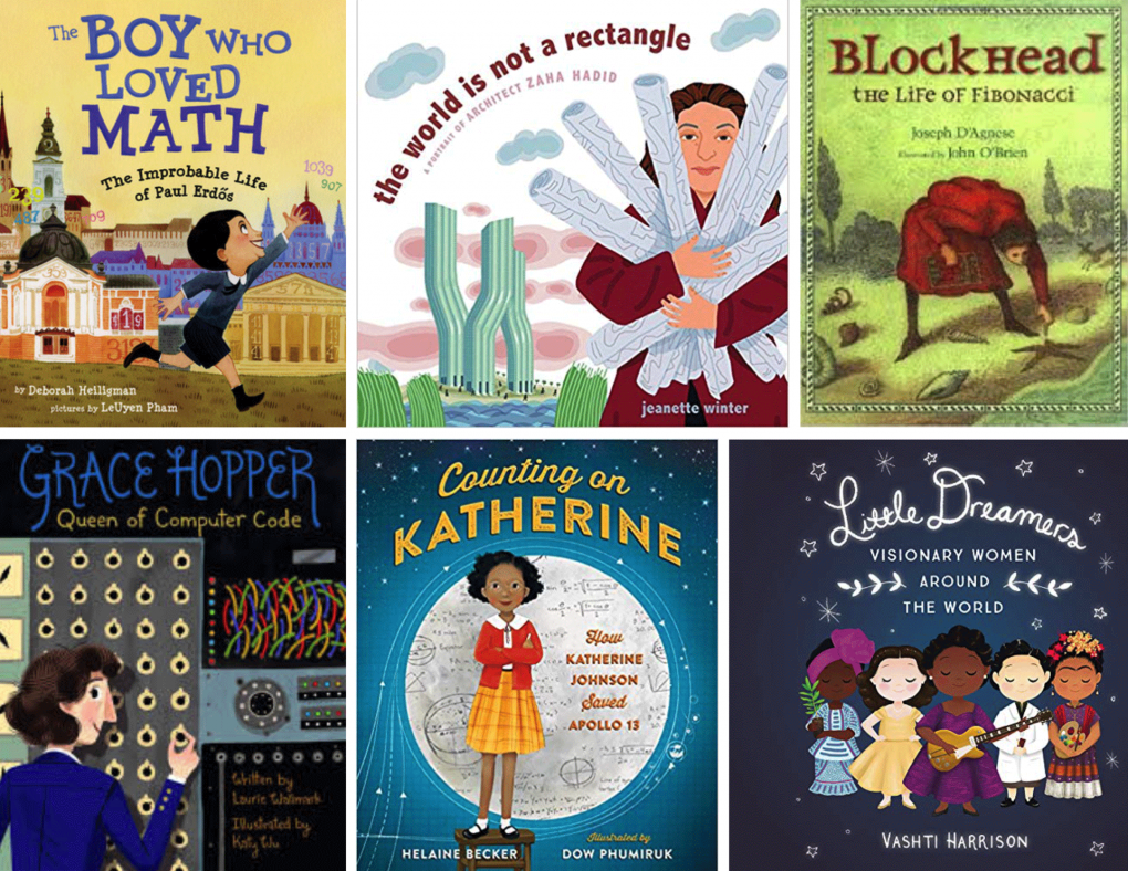 10 Nonfiction Children's Books That Humanize Mathematics