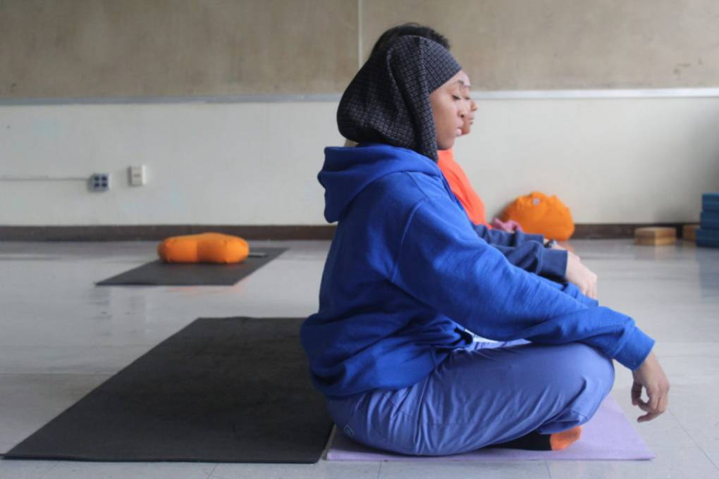 What Students Gain By Teaching Their Peers How to Meditate