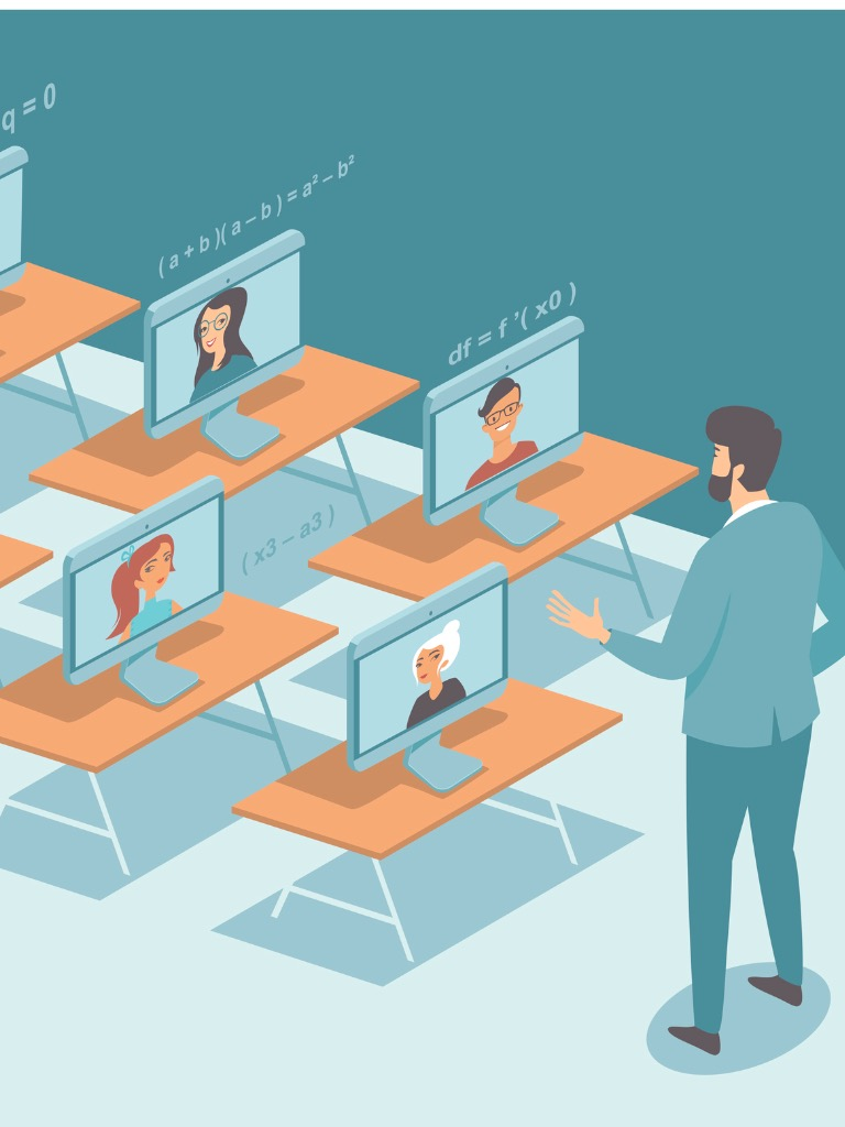 Online learning can only be viable if it offers certain connection points that traditional education does (opinion)