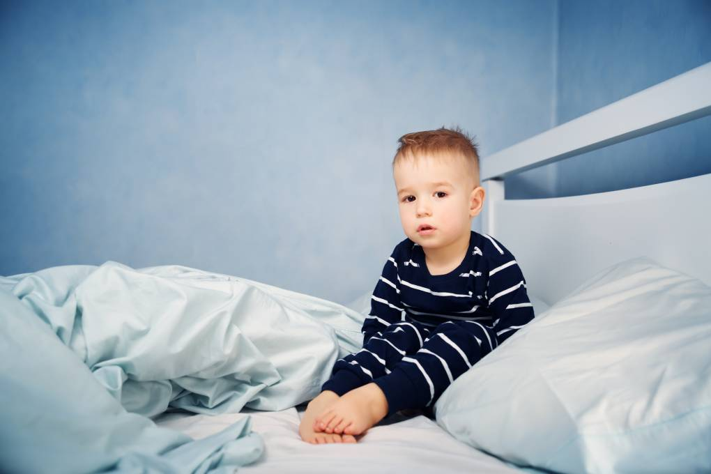How to Help Young Children Sleep Better During COVID-19