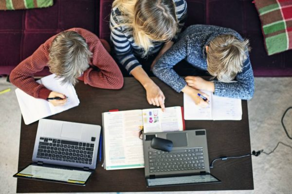 How Remote Learning's Distractions Put Extra Pressure On Students With ADHD