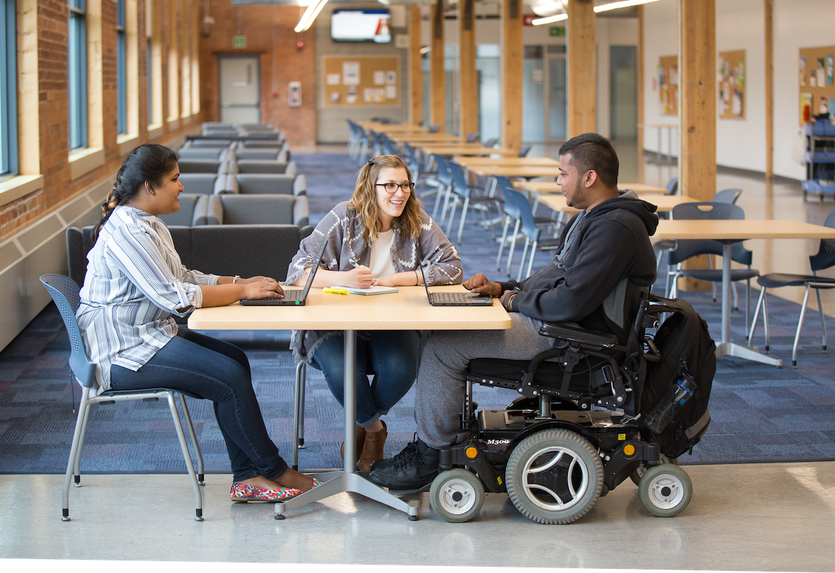 Higher Education's Challenge: Disability Inclusion on Campus