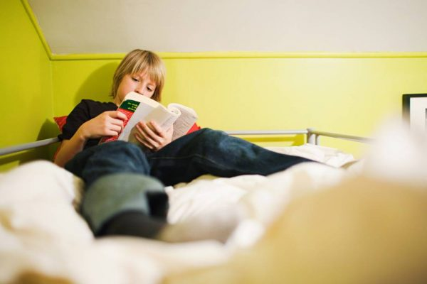 When Kids Say 'I'm not a reader': How Librarians Can Disrupt Traumatic Reading Practices