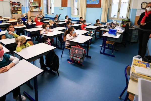 Lessons From Europe, Where Cases Are Rising But Schools Are Open