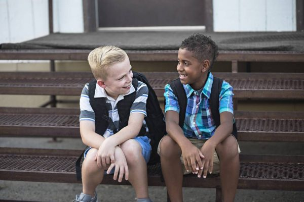 What the Research Says About the Academic Power of Friendship