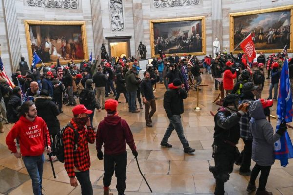 How To Talk To Kids About The Riots At The U.S. Capitol