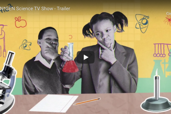 Africa's Hit Science Show For Kids Is Coming To The U.S.