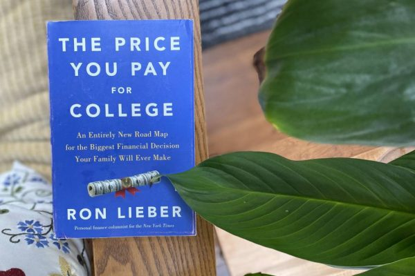 """""""The Price You Pay for College"""" by Ron Lieber helps families understand the real cost of college"""