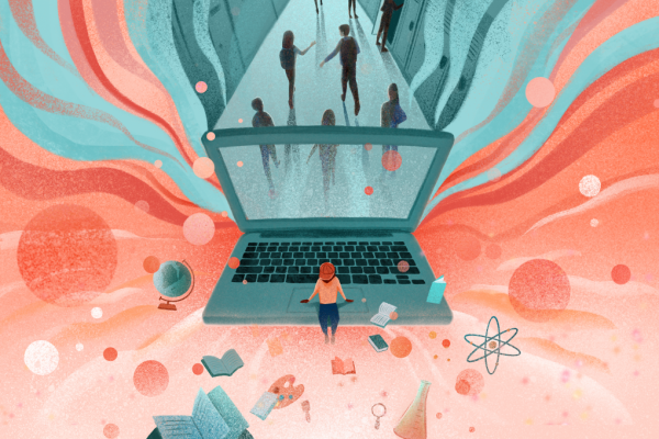 For Some Black Students, Remote Learning Has Offered A Chance To Thrive