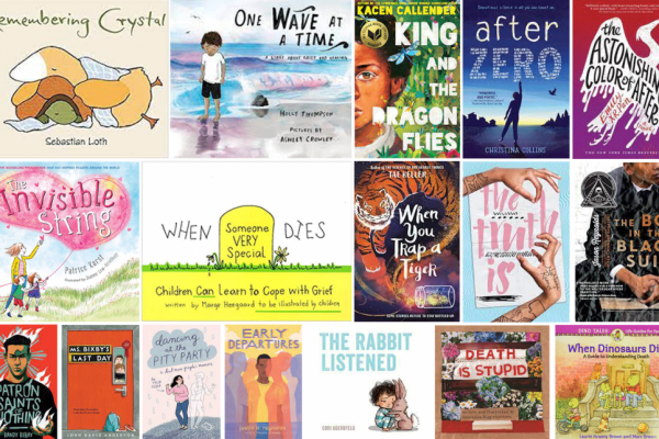 18 Books to Help Grieving Children and Teens Heal