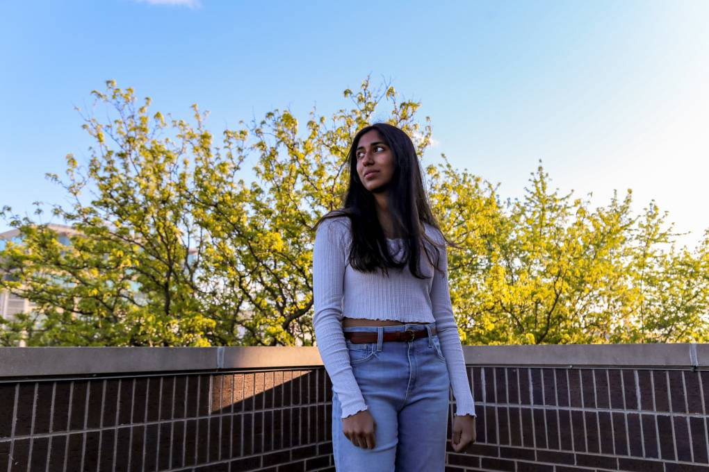 'Be Proud Of Where You Come From': An Indian-American Teen's Winning Podcast
