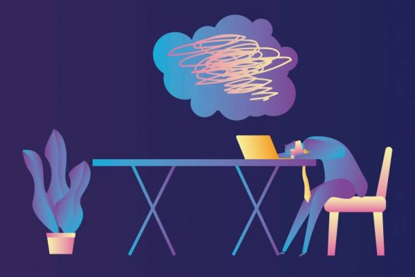 If Your Brain Feels Foggy And You're Tired All The Time, You're Not Alone