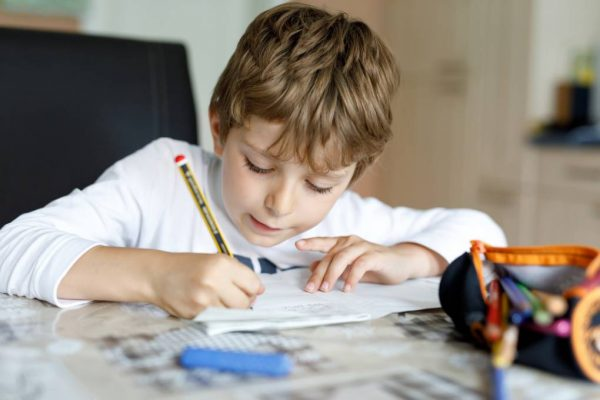 When Learning How to Write Starts Virtually, Here's What's Helpful to Know