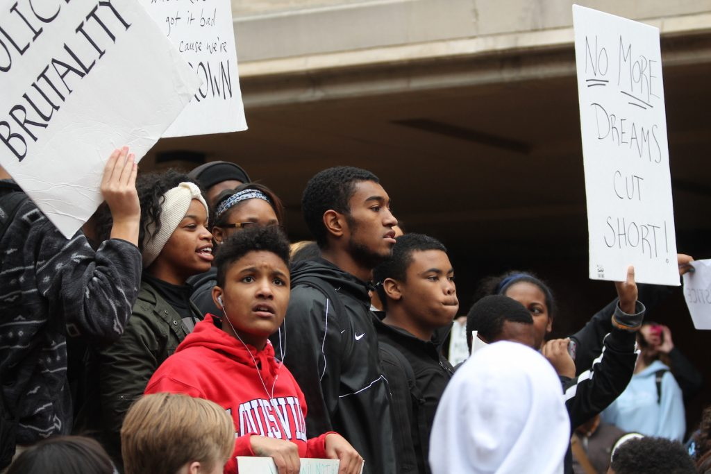 A Trauma-Informed Lens for Addressing Race-Based Incidents on Campus